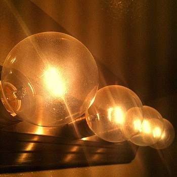 ...creatively Random (31) #lights #bulb by Tyrone Stokes