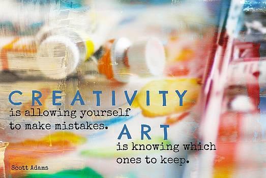 Creativity by Janet Trieschman