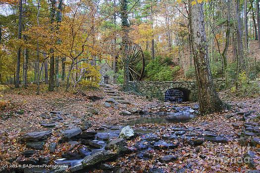 Barbara Bowen - Creek at the Old Mill