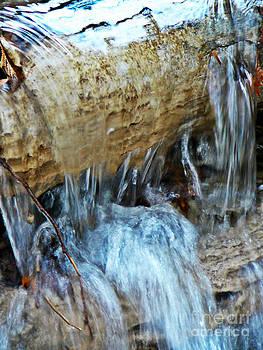 Creek Falls by Chris Sotiriadis