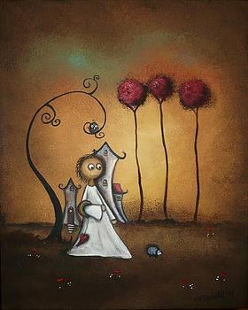 Creeper Art - Home Is by Charlene Murray Zatloukal