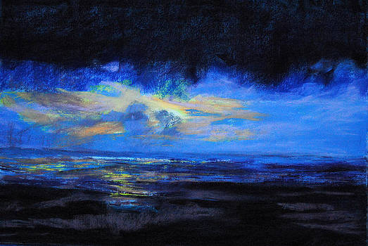 Creeping Night by Donna Crosby