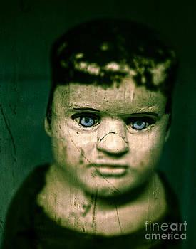 Edward Fielding - Creepy Zombie Child