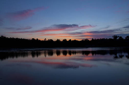 Crepuscular Cerebration by Kelly D Photography