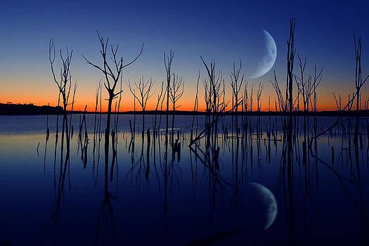 Raymond Salani III - The Crescent Moon