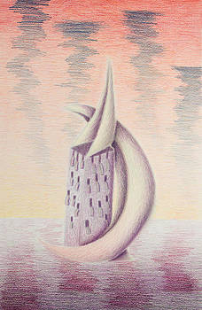 Jeanette K - Crescent Moon Tower