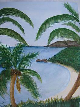 Cresent Beach by Chip Picott
