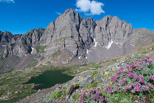 Crestone Landscape by Cascade Colors