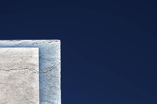 Cretan Architecture V by Martin Wackenhut