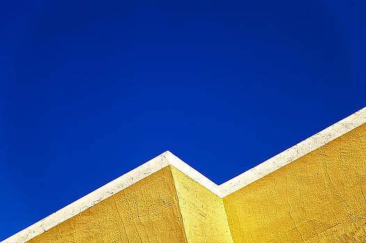 Cretan Architecture X by Martin Wackenhut