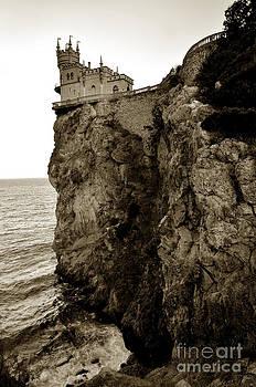 Crimea Yalta Lastochkino Gnezdo - Leonid by Leonid Nozdrachov