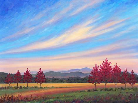 Crimson Colors by Jeff Pittman