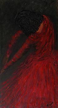 Crimson Dancer by Maureen House