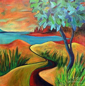 Crimson Shore by Elizabeth Fontaine-Barr