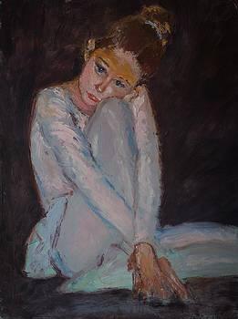Cristina ballerina by Horacio Prada