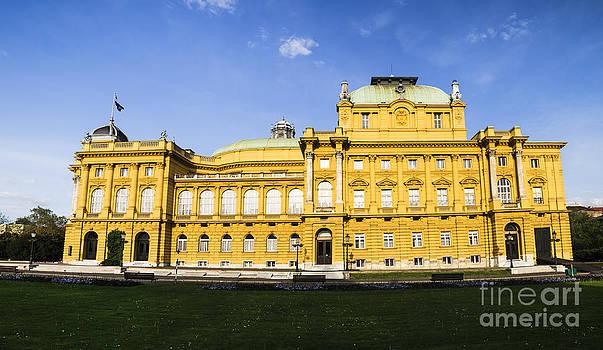 Oscar Gutierrez - Croatian National Theatre  Zagreb