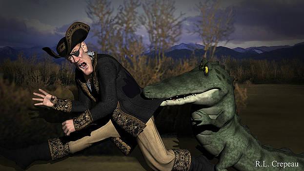 Robert Crepeau - Croc Attack
