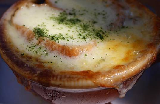 Paulette Thomas - Crock of French Onion Soup