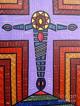 Cross 1 by Patrick J Murphy