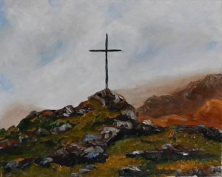 Cross 1 by Thea Wolff