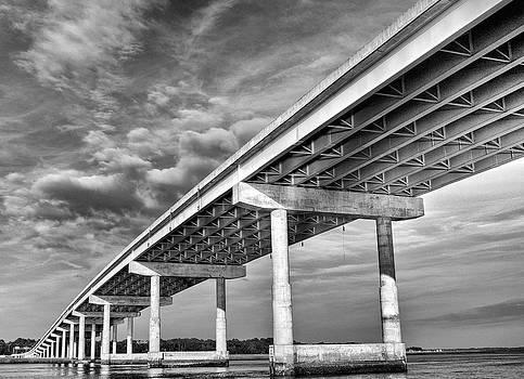 Cross Island Bridge by Bill LITTELL