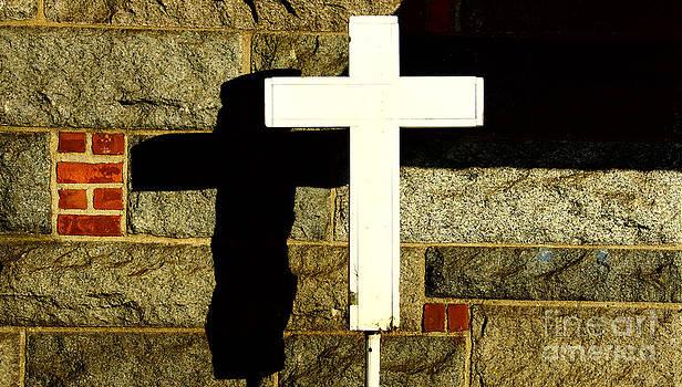 Cross by Mark Thomas