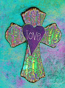 Cross of Love by Pattie Calfy