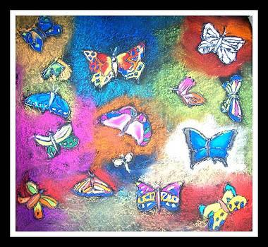 Cross process by Juna Dutta