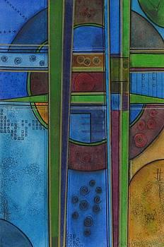 Cross roads by Nicole Nadeau