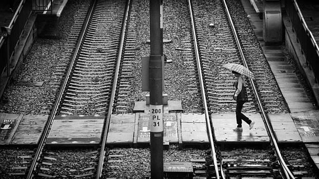 Crossing by Kam Chuen Dung