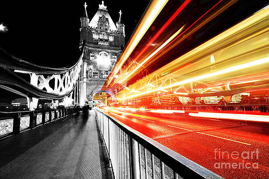 Crossing The Bridge by Tom Hard
