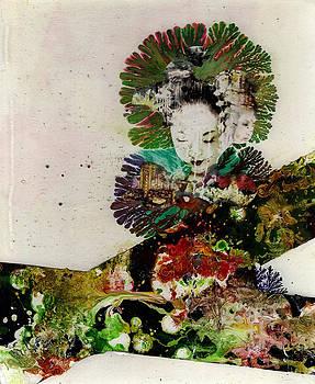 ArtWaters.com Geisha by Daniel Bohnett