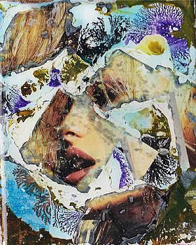 ArtWaters.com Trapped Blonde Woman by Daniel Bohnett