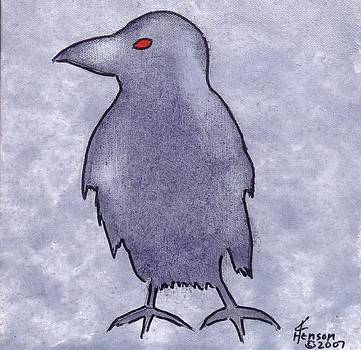 Crow 4 by Kenny Henson