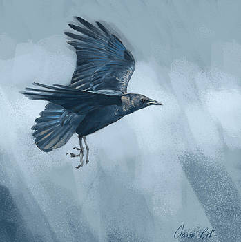 Crow by Aaron Blaise