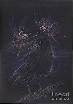 Crow About by Dawn Fairies