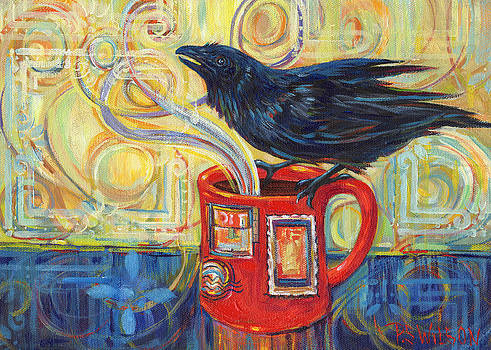 Peggy Wilson - Crow And Cuppa JO