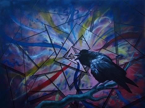 Crow Idiomatic by Daniel  Remmenga