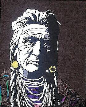 Crow Warrior by Tom Runkle