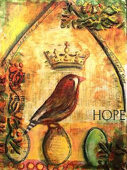 Crown of Hope by Carrie Todd