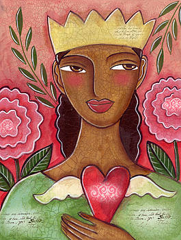 Crowned Heart by Elaine Jackson