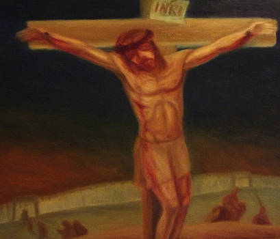 Algirdas Lukas - Crucified