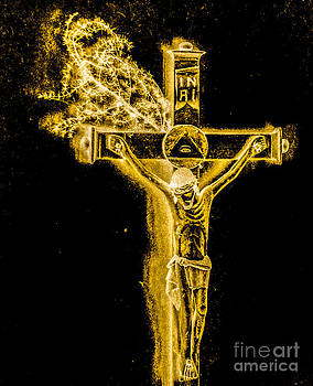 Algirdas Lukas - Crucifix 05