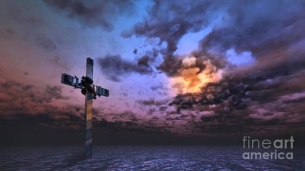 Crucifix by Diuno Ashlee