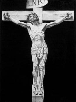 Crucifixion by Mike OConnell