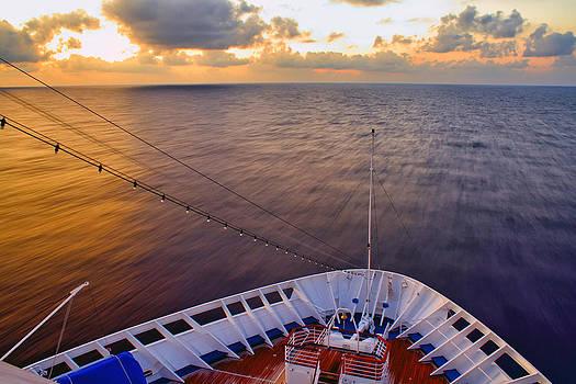 Jason Politte - Cruise Ship in Motion