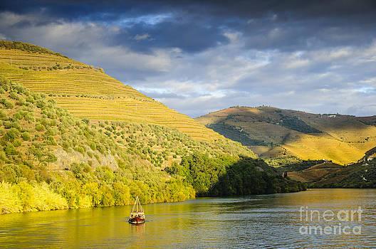 Oscar Gutierrez - Cruising Down the River