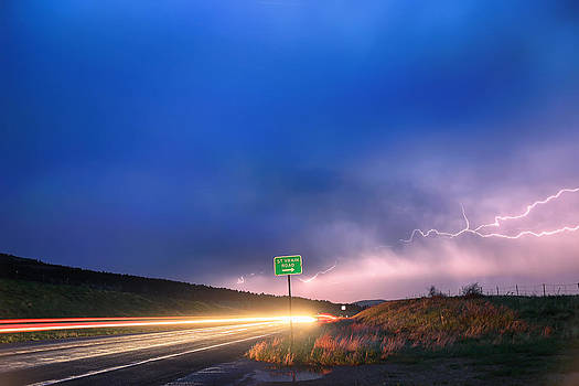 James BO  Insogna - Cruising Highway 36 Into the Storm 1