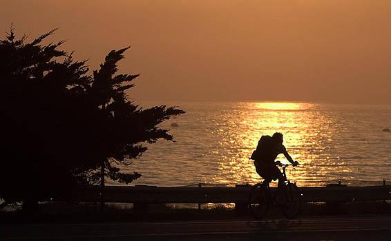 Gilbert Artiaga - Cycling Coast Highway