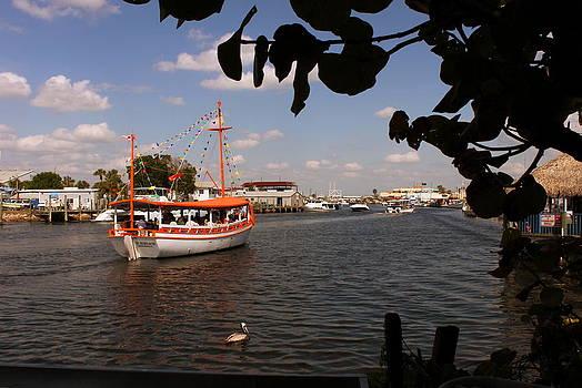 Howard Markel - Cruising Up the Anclote River
